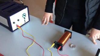 Elektrik Akımının Manyetik Etkisi izle