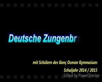 Almanca Tekerleme izle