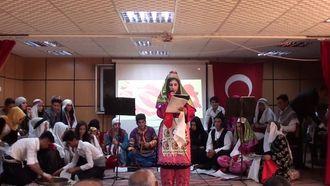 SUZAN SUZİ - Hilvan Anadolu Lisesi 19 Mayıs Etkinlikleri izle
