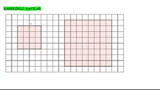8.sınıf matematik kareköklü sayılar konu anlatımı izle
