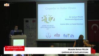 FATİH ETZ 2017: Mustafa Serkan PELEN - ÇARPANLAR VE KATLAR OYUNU izle