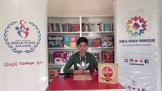 Kulami Oyunu Nasıl Oynanır? Sakarya Zeka Dolu Gençlik izle