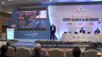 FATİH ETZ 2016: Dr. John COLLICK – Promethean Eğitim Danışmanı izle