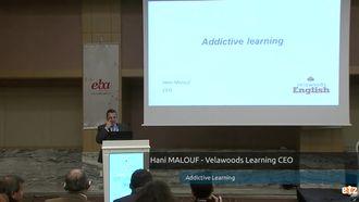 FATİH ETZ 2016: Hani MALOUF -  Velawoods Learning CEO - Addictive Learning izle