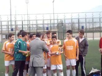 Bursa Rahmiye Malcıoğlu Ortaokulu Yıldız Erkek Futbol Takımı Şampiyon Oldu. izle
