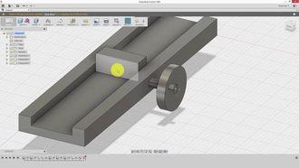 Fusion 360 Eğitimi - 41 Contact Sets izle