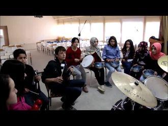 Yenikonak Ybo Ritim Grubu Erasmus Plus izle