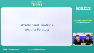 Weather Forecast izle