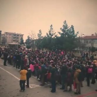 IMKB Karacadağ Ortaokulu pi günü izle