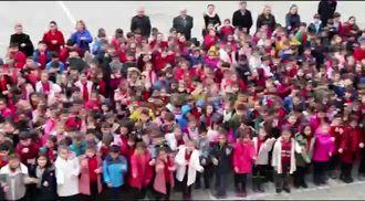 Kadriye Kemal Gürel İlkokulu İşaret Dili İle Şarkı izle