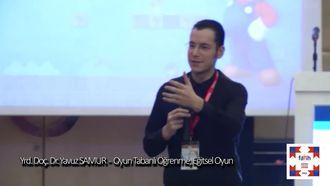 3.Oturum: Yrd. Doç. Dr. Yavuz SAMUR -Oyun Tasarlayarak Öğrenme izle