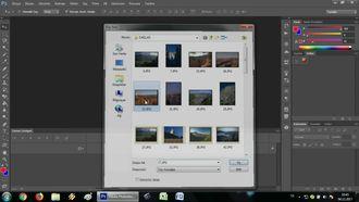 Photoshop: resme hareket animasyonu vermek izle