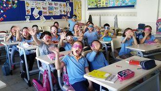 Antalya Mehmet Kemal Dedeman İlkokulu Etwinning  2D Sınıf Tanıtımı izle