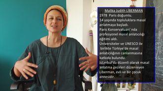 MEB Yaz Söyleşileri Malika Judith LİBERMAN Çocukken Yaz Tatillerinizi Nasıl Geçirird... izle