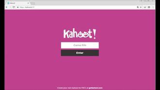 Kahoot il online sınav uygulaması nasıl hazırlanır? izle