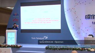 FATİH ETZ 2016 : Sema KÖKOCAK - Öğretmen- Eğitsel Oyunların Eğitim ve Öğretimdeki... izle
