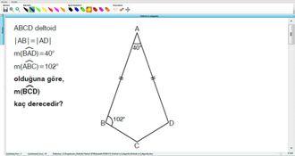 Deltoid ve Çokgenler 10.Sınıf  Kurs 2.Soru izle