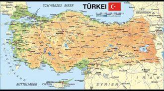 Die Türkei izle