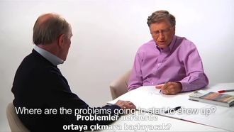 Vaclav Smil ile konuşma izle
