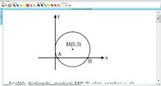 Çemberin Elemanları ve Standart Denklemi 5 izle