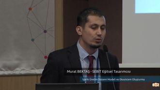 FATİH ETZ 2016: Murat BEKTAŞ - SEBİT Eğitsel Tasarımcısı- İçerik Üretim Sistemi ... izle