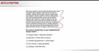 Anadolu Notları (Reşat Nuri Güntekin) izle
