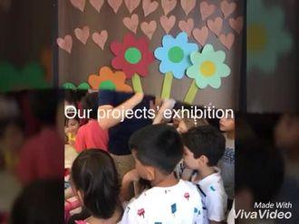Aydınlıkevler İlkokulu eTwinning Projelerinin Sergisi izle