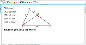 Açıortay ve Açıortay Teoremleri 1 izle