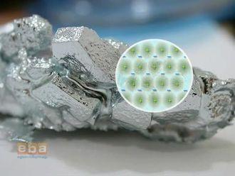 Metalik Kristaller izle