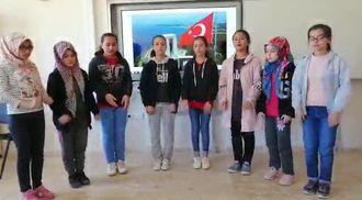 İşaret Dili ile Çanakkale Türküsü izle