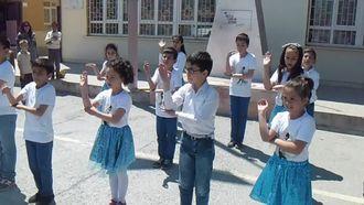 Ziya Gökalp İlkokulu Engelliler Haftası Etkinliği izle