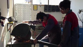samsun özel eğitim meslek lisesi metal teknolojisi alanı   temel metal şekillendirme d... izle