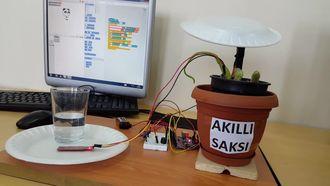 AKILLI SAKSI (Arduino Robotik Kodlama) izle