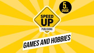 5-Grade-U3-GAMES AND HOBBIES izle